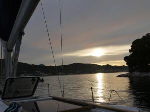 Pohodová regata 2015